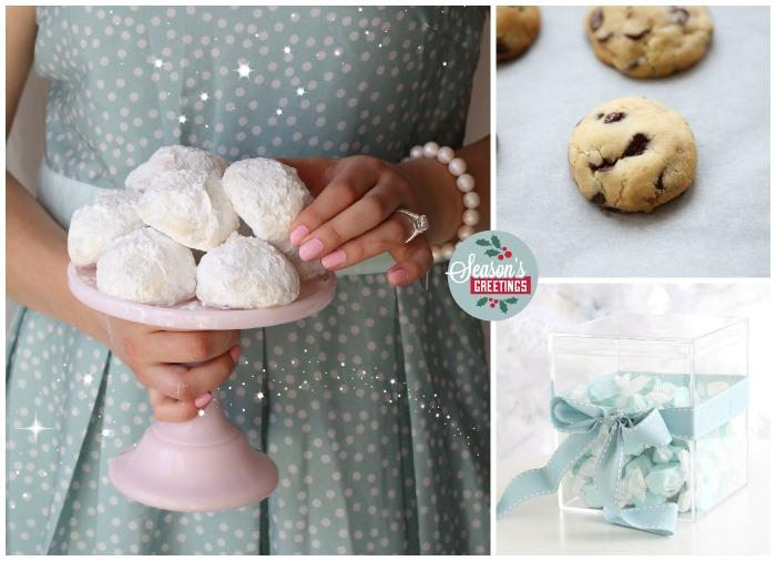snowbal cookies