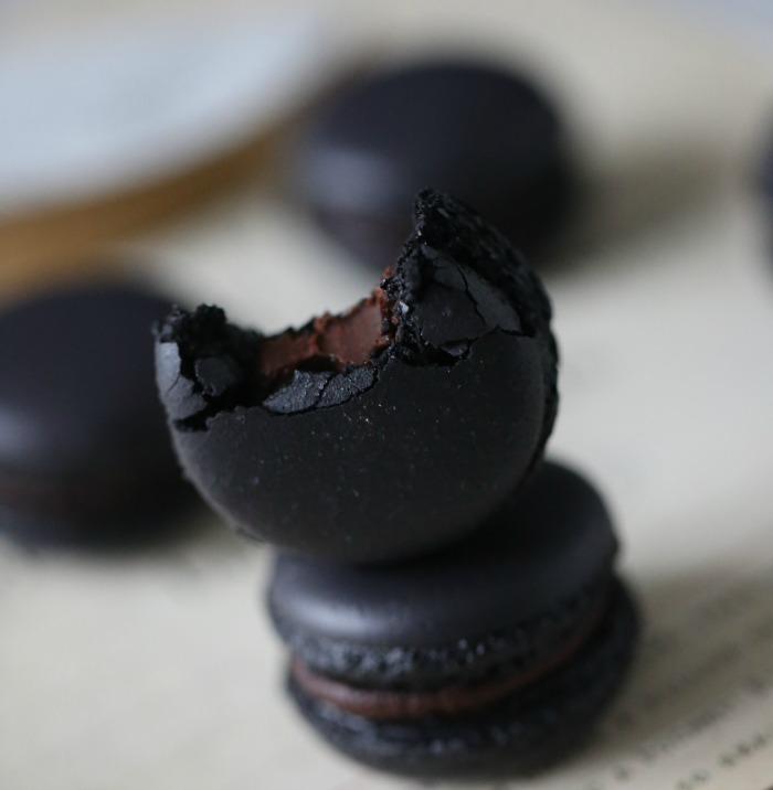 2- salt lakris macarons