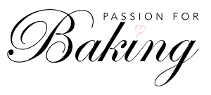 Passion For baking