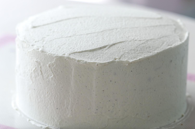 7d16e842 Steg for steg bilde for mandel kakebunn finner du →her. KategorierKaker.  Tags: Bergenhvit damemarsipankake
