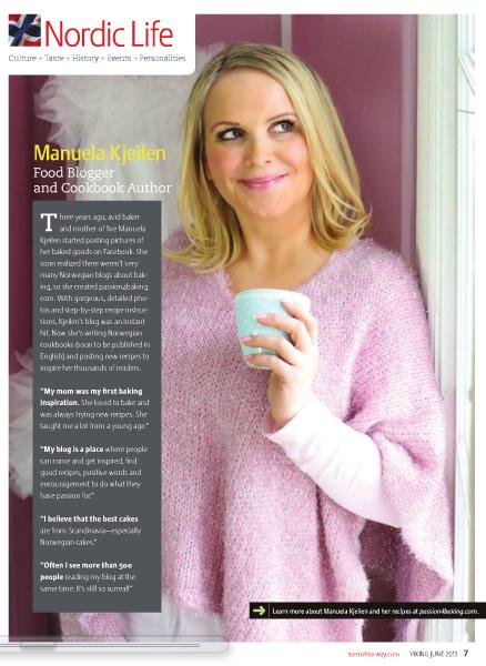 viking magazine USA June 2013