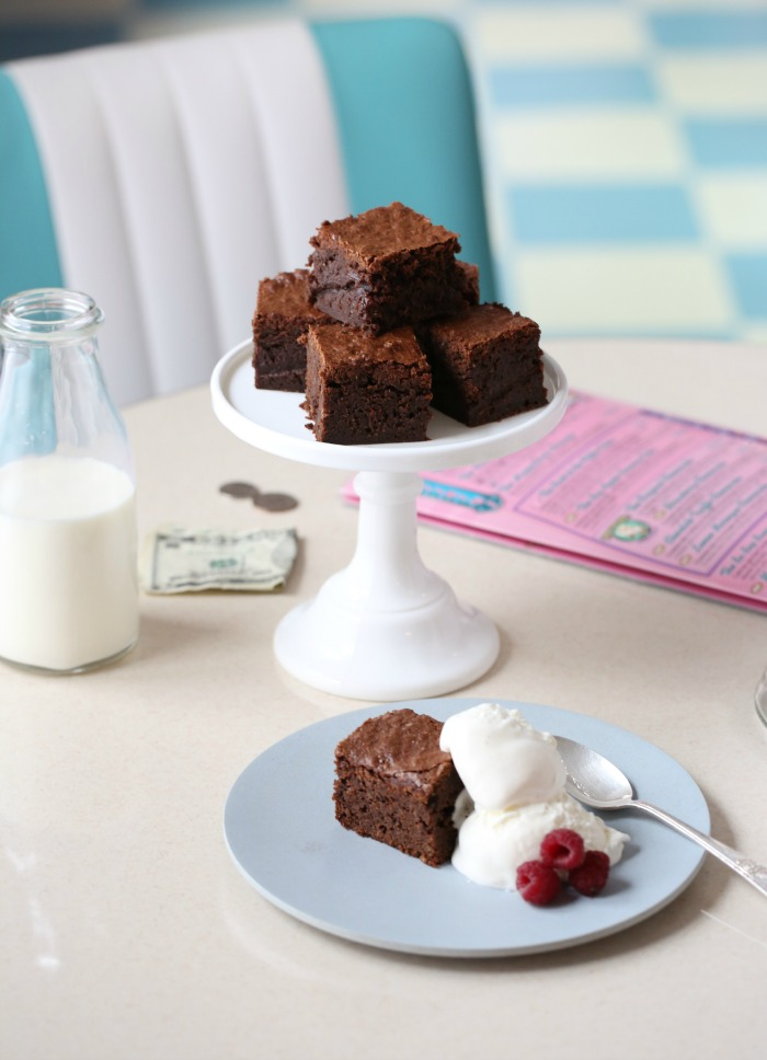 Fudge Brownies Passion 4 Baking Get Inspired