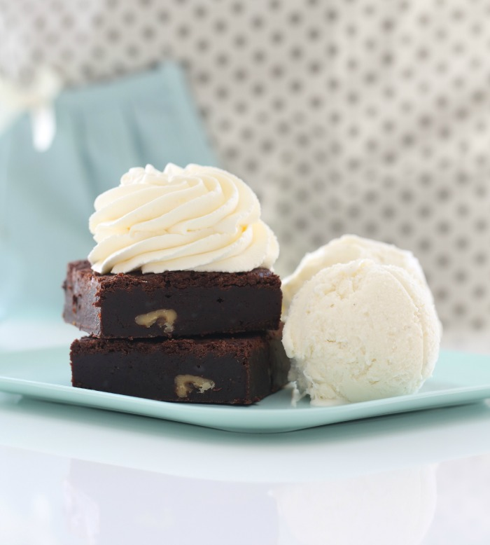 Chocolate Brownies Sundae Passion 4 Baking Get Inspired