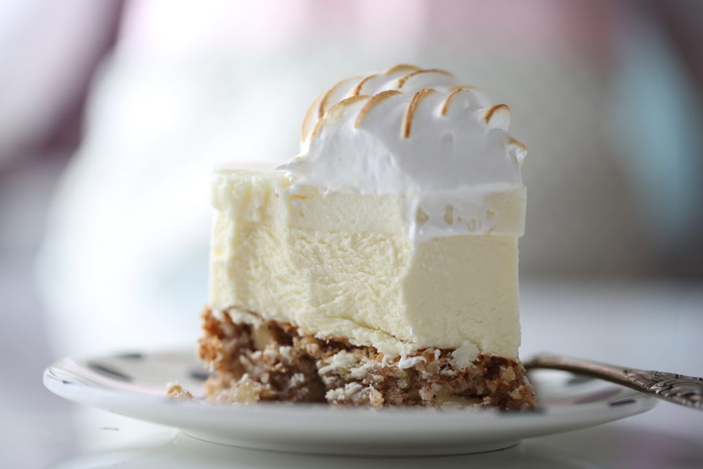 Can You Use Almond Milk In Cake