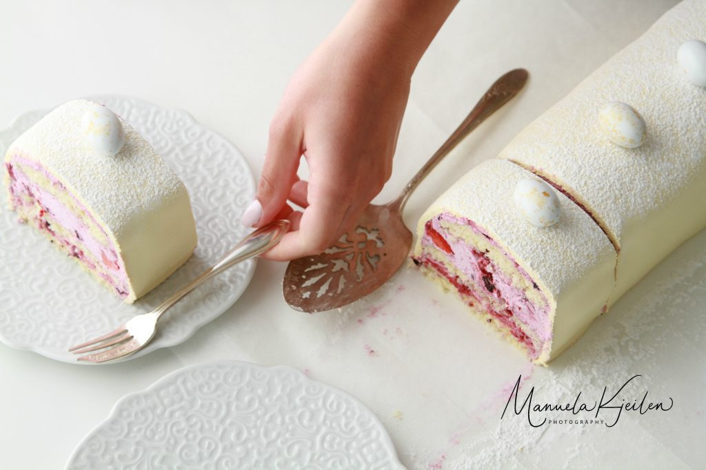 Marzipan Cake Passion For Baking