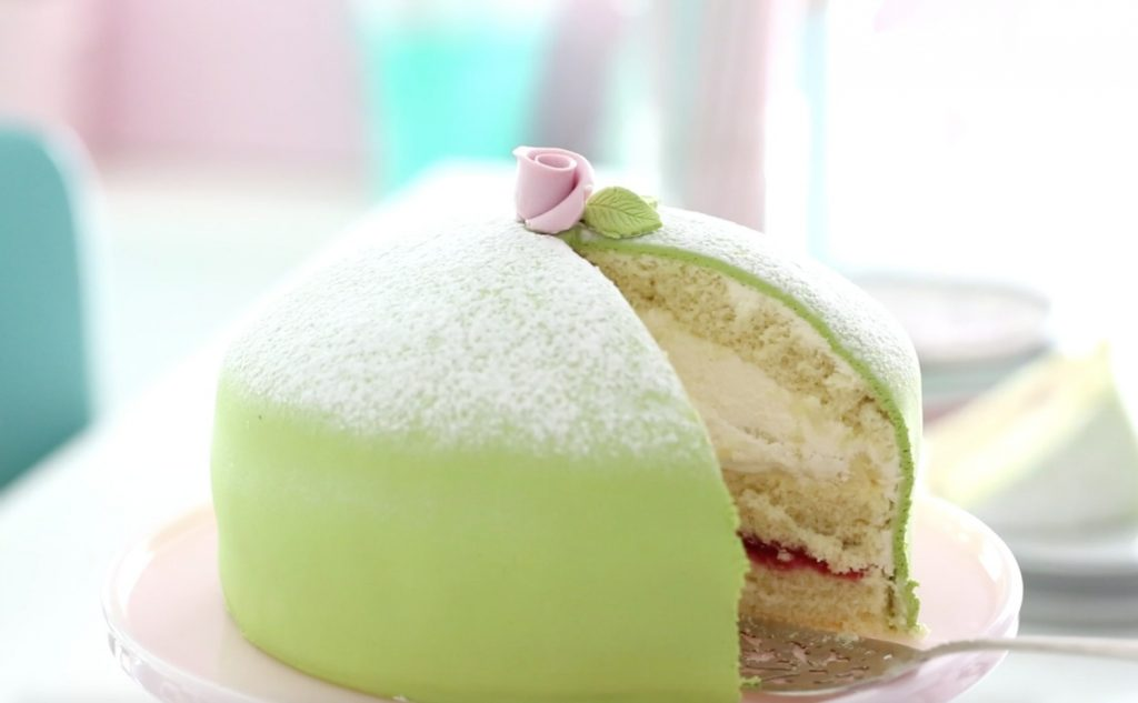 Sponge Cake Baking Powder