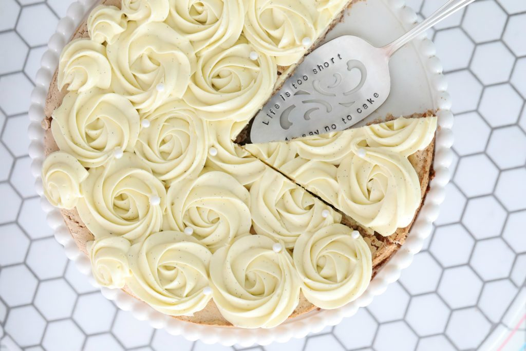 NORWEGIAN SUCCESS CAKE - Passion 4 baking :::GET INSPIRED:::
